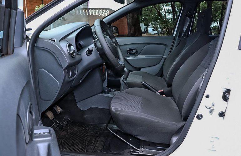 Renault Sandero 1.0 12v Sce Life - Foto #4