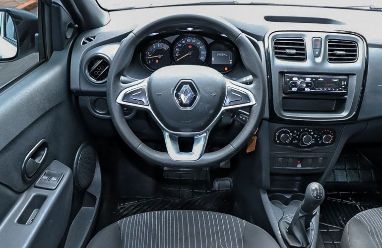 Renault Sandero 1.0 12v Sce Life - Foto #6