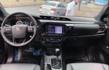 Toyota Hilux 2.8 TDI SRX CD 4x4 (Aut) - Foto #7