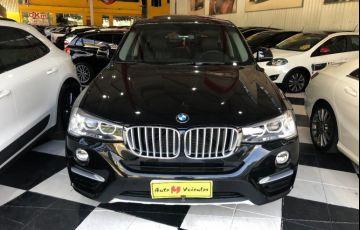 BMW X4 2.0 28i X Line 4x4 16V Turbo - Foto #2