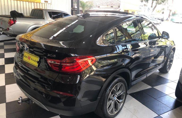 BMW X4 2.0 28i X Line 4x4 16V Turbo - Foto #4