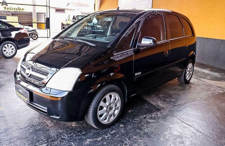 Chevrolet Meriva 1.8 MPFi Maxx 8v - Foto #9