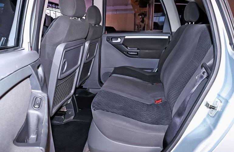 Chevrolet Meriva 1.8 MPFi Premium 8v - Foto #7