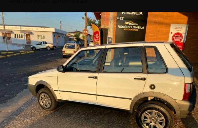 Fiat Uno Way 1.0 8V (Flex) 4p - Foto #6