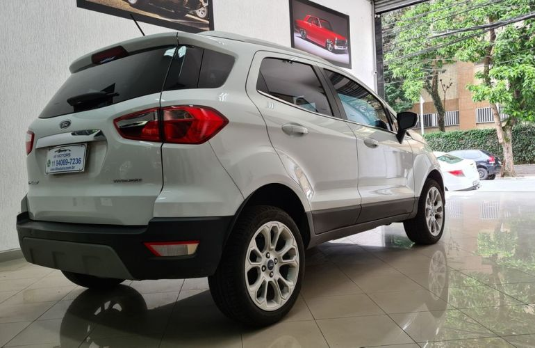 Ford Ecosport 1.5 Tivct Titanium - Foto #5