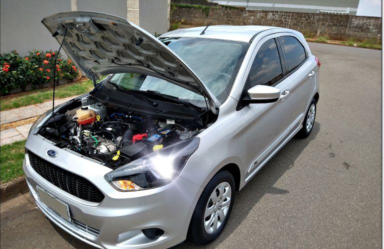 Ford Ka Hatch SE 1.0 (Flex) - Foto #2