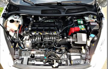 Ford New Fiesta SE 1.6 16V - Foto #7