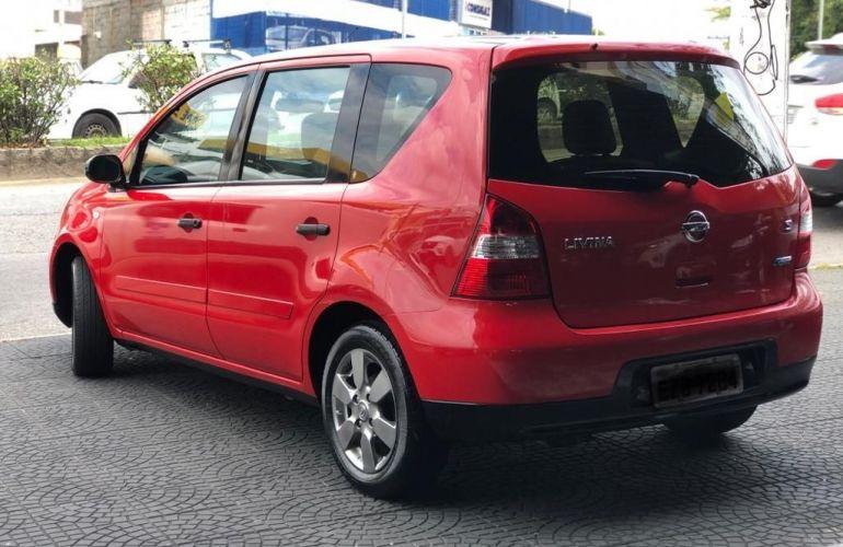 Nissan Livina 1.6 S 16v - Foto #3