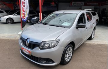 Renault Clio Sedan Expression 1.0 16V (flex)