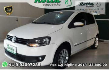 Volkswagen Fox Highline 1.6 VHT Total Flex - Foto #1