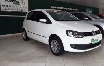 Volkswagen Fox Highline 1.6 VHT Total Flex - Foto #4