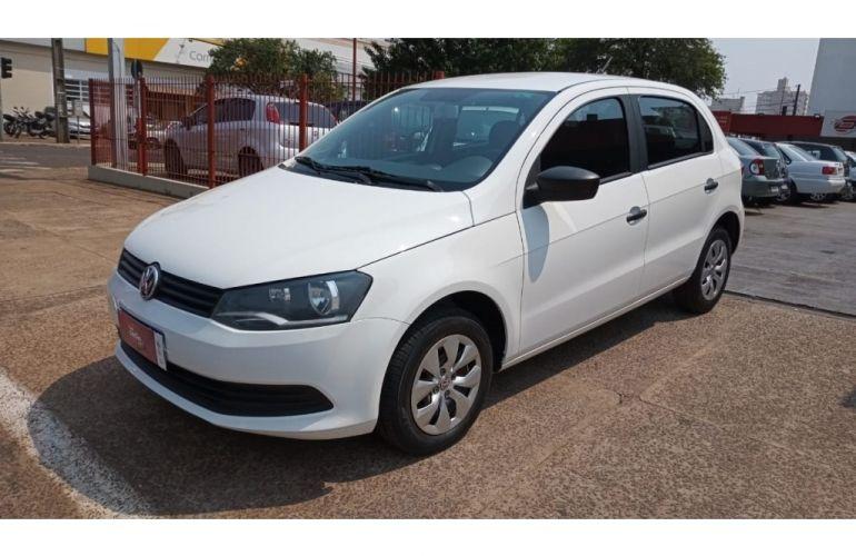 Volkswagen Gol 1.6 MSI Trendline (Flex) - Foto #9