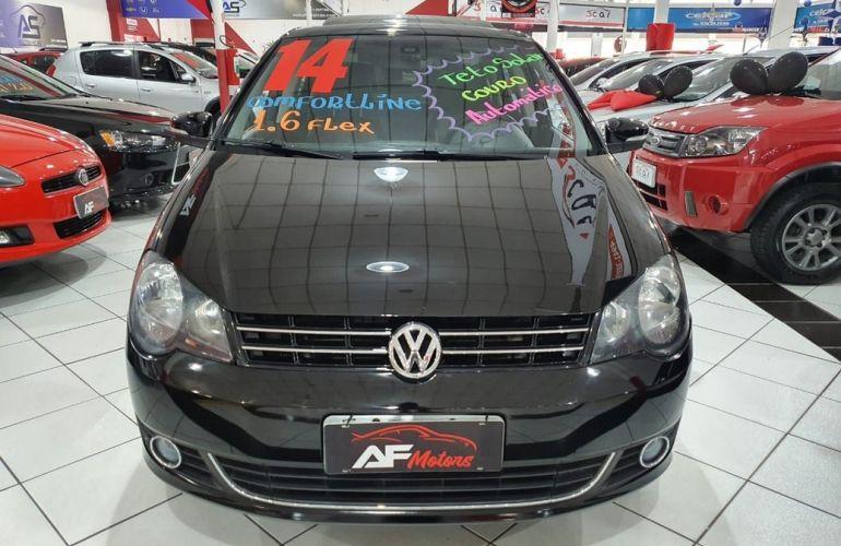 Volkswagen Polo Sedan 1.6 Mi Comfortline 8v - Foto #2