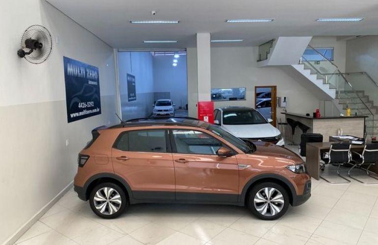 Volkswagen T-Cross Comfortline 1.0 200TSI Total Flex - Foto #3