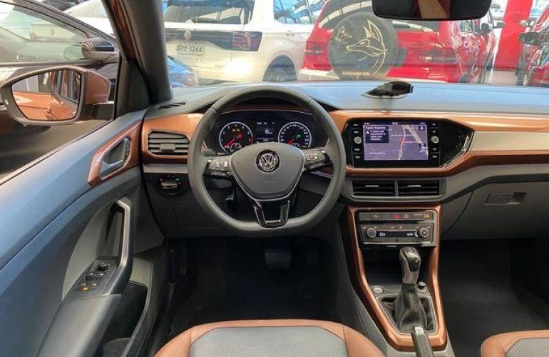 Volkswagen T-Cross Comfortline 1.0 200TSI Total Flex - Foto #4