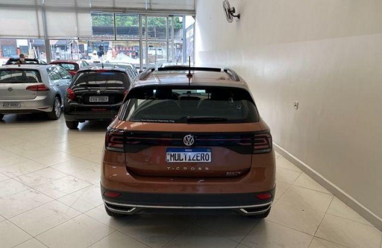 Volkswagen T-Cross Comfortline 1.0 200TSI Total Flex - Foto #9