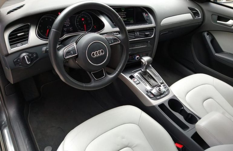 Audi A4 2.0 Tfsi Ambiente 183cv - Foto #7