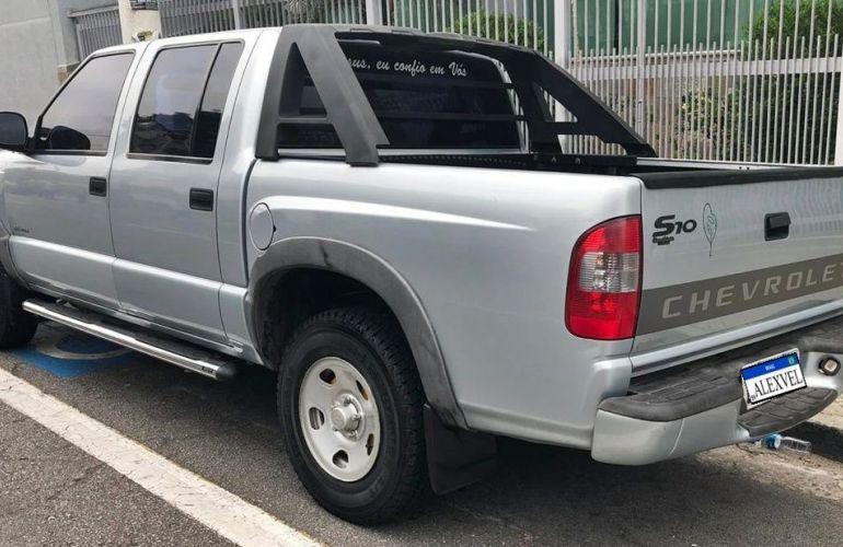 Chevrolet S10 2.4 MPFi Advantage 4x2 CD 8v - Foto #10