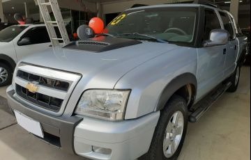 Chevrolet S10 2.4 MPFi Advantage 4x2 CD 8v