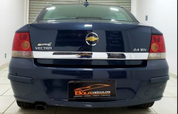 Chevrolet Vectra 2.4 MPFi Elite 16v - Foto #6