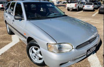 Ford Fiesta Hatch Personnalité 1.0 8V - Foto #1