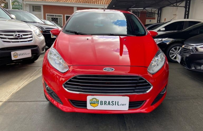 Ford New Fiesta Titanium Plus 1.6 16V PowerShift - Foto #1