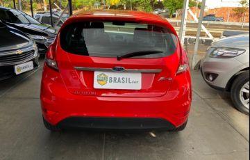 Ford New Fiesta Titanium Plus 1.6 16V PowerShift - Foto #4
