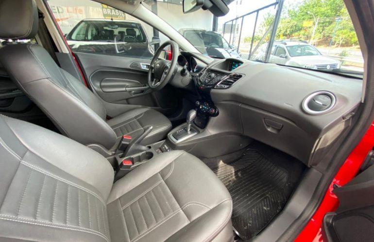Ford New Fiesta Titanium Plus 1.6 16V PowerShift - Foto #9