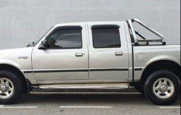 Ford Ranger 2.5 Xlt 4x4 CD 8V Turbo Intercooler - Foto #4
