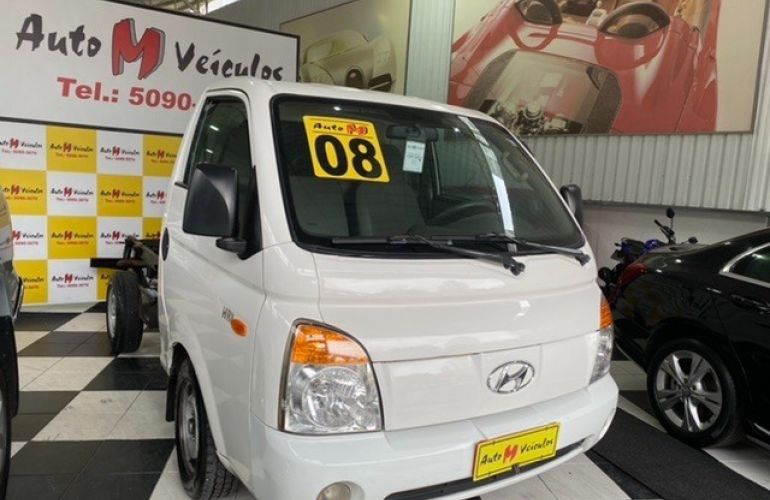 Hyundai Hr 2.5 Tci Hd Longo sem Caçamba 4x2 8V 97cv Turbo Intercooler - Foto #1