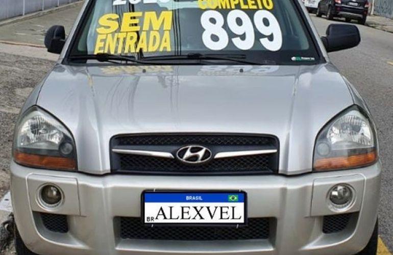 Hyundai Tucson 2.0 MPFi GL 16V 142cv 2wd - Foto #1