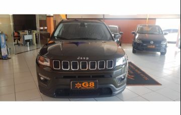 Jeep Compass 2.0 Longitude (Aut) (Flex) - Foto #3