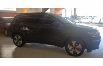 Jeep Compass 2.0 Longitude (Aut) (Flex) - Foto #5