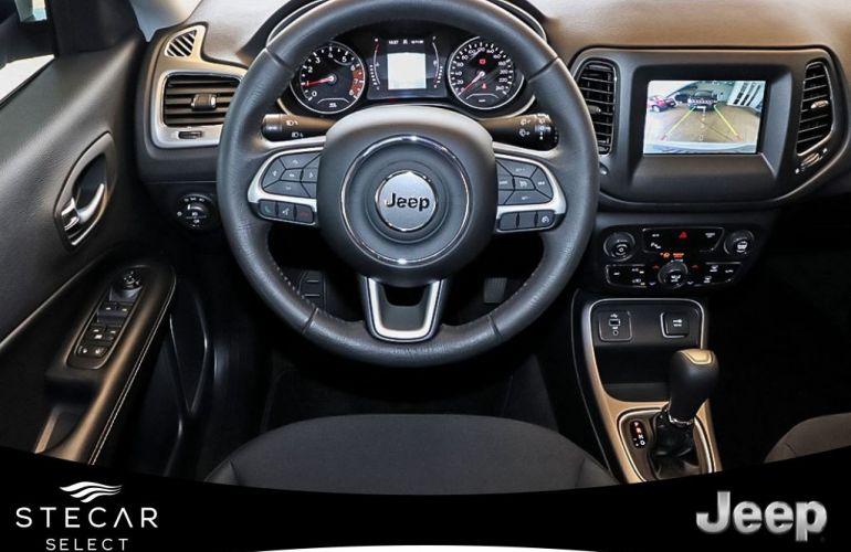 Jeep Compass 2.0 16V Sport 4x2 - Foto #6