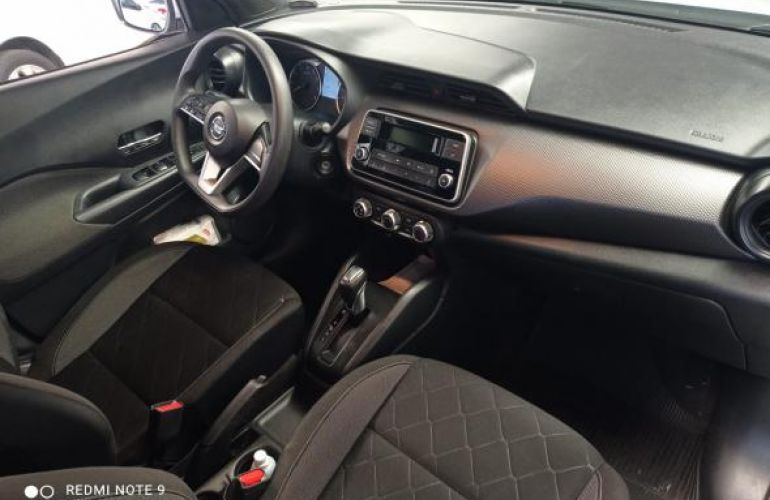 Nissan S 1.6 16V Flex 5p Aut - Foto #5