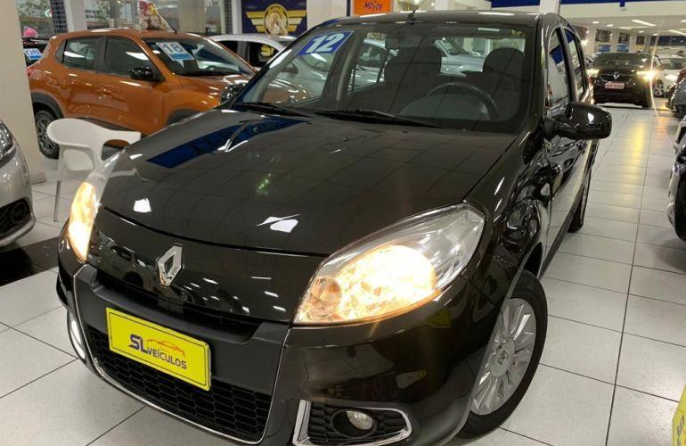 Renault Sandero 1.6 Privilege 16v - Foto #3