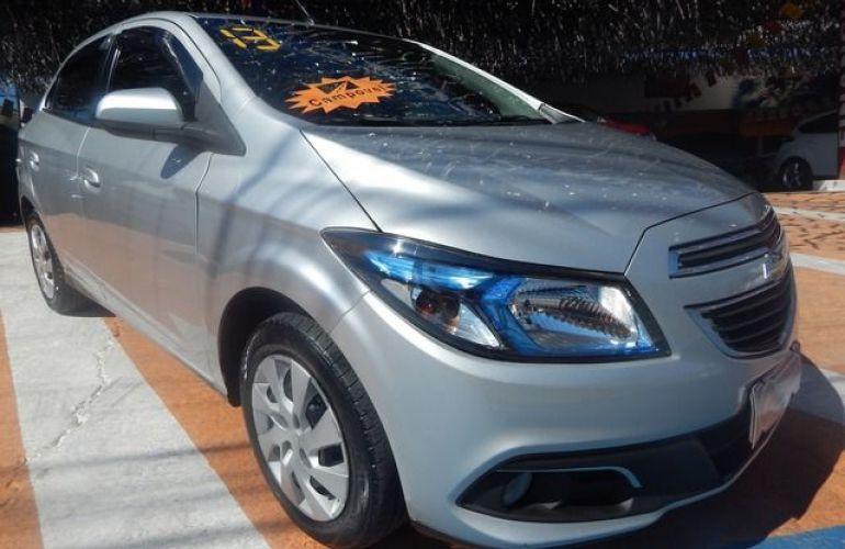 Chevrolet Onix LT 1.4 MPFI 8V - Foto #2