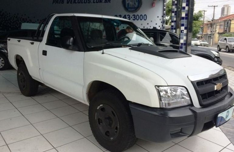 Chevrolet S10 Colina 4X4 Cabine Simples 2.8 Turbo Electronic Intercooler - Foto #1