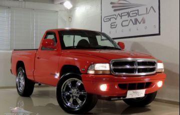 Dodge Dakota Sport 4X2 Cabine Simples 3.9 V6 12V