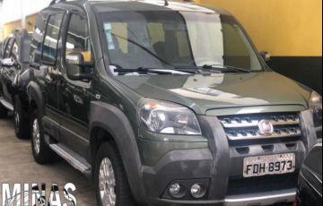 Fiat Doblò Adventure Xingu 1.8 MPI 16v Flex
