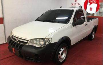Fiat Strada 1.4 MPi Fire CS 8V Flex 2p Manual - Foto #1