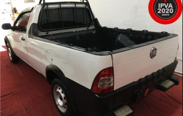 Fiat Strada 1.4 MPi Fire CS 8V Flex 2p Manual - Foto #3