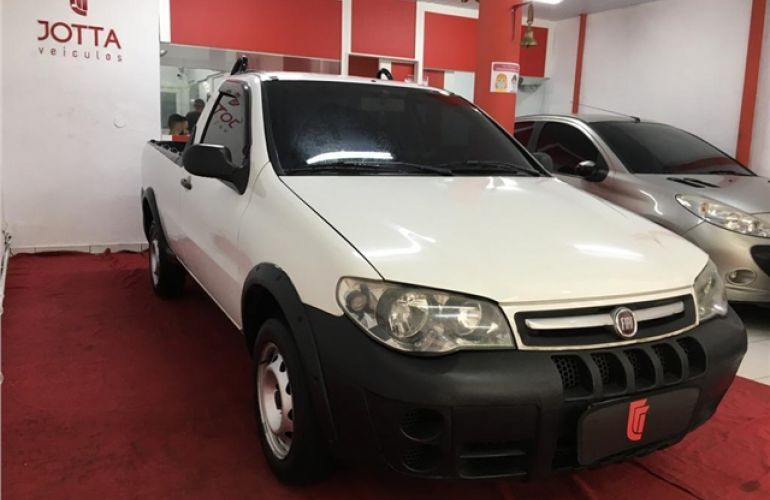 Fiat Strada 1.4 MPi Fire CS 8V Flex 2p Manual - Foto #4