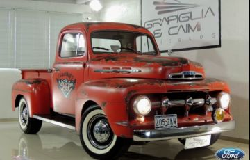 Ford F-1 Pickup 6cc - Foto #1