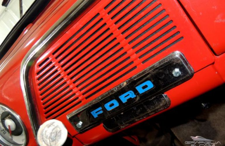 Ford F-1 Pickup 6cc - Foto #10