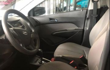 Hyundai HB20S Comfort Plus 1.6 16V Flex - Foto #6