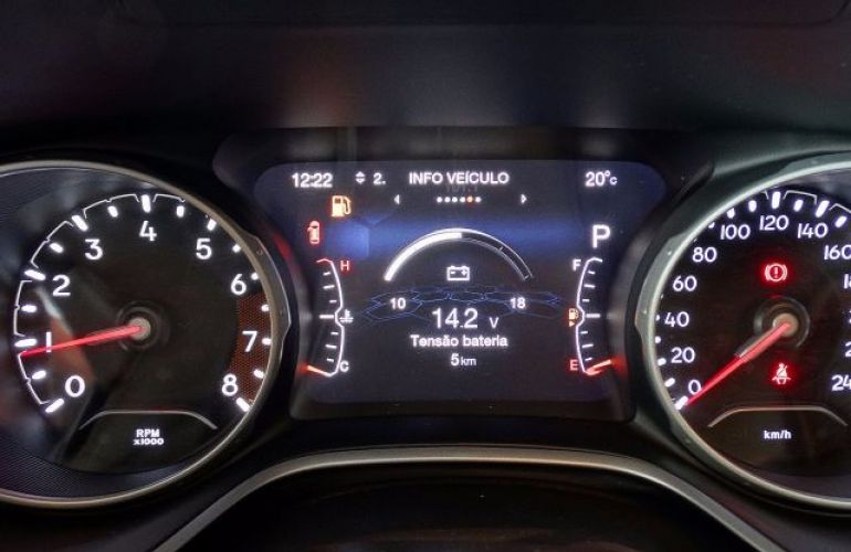 Jeep Compass Limited AT6 2.0 16V Flex - Foto #5