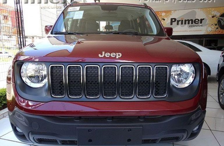 Jeep Renegade Longitude 1.8 16v Flex - Foto #1