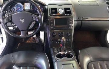 Maserati Quattroporte Sport 4,2 V8 32V - Foto #9