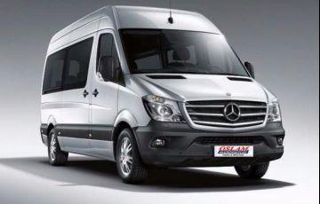 Mercedes-Benz Sprinter 415 Passageiro Teto Alto 2.2 CDi - Foto #2